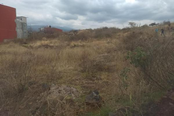 Foto de terreno habitacional en venta en  , tlayacapan, tlayacapan, morelos, 7658286 No. 01