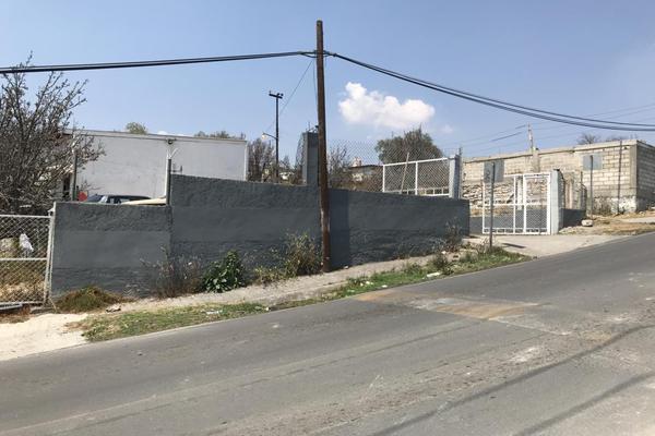 Foto de terreno habitacional en venta en tlilán , vicente guerrero 1a. sección, nicolás romero, méxico, 5741879 No. 01