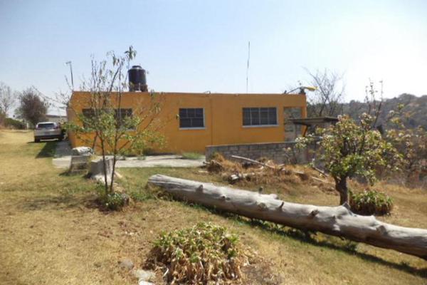 Foto de terreno habitacional en venta en tlilán , vicente guerrero 1a. sección, nicolás romero, méxico, 5741879 No. 03