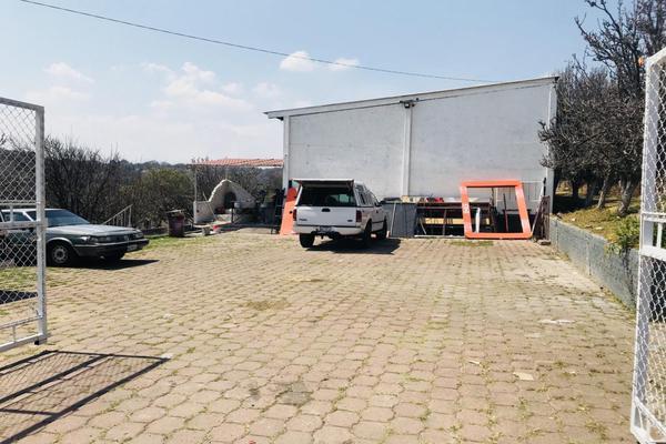 Foto de terreno habitacional en venta en tlilán , vicente guerrero 1a. sección, nicolás romero, méxico, 5741879 No. 09