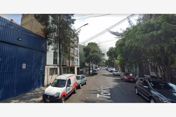 Foto de departamento en venta en tokio 705, portales sur, benito juárez, df / cdmx, 12273922 No. 01