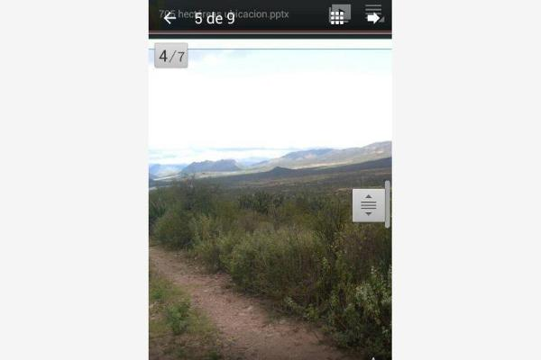Foto de terreno comercial en venta en  , toliman, tolimán, jalisco, 4655691 No. 04