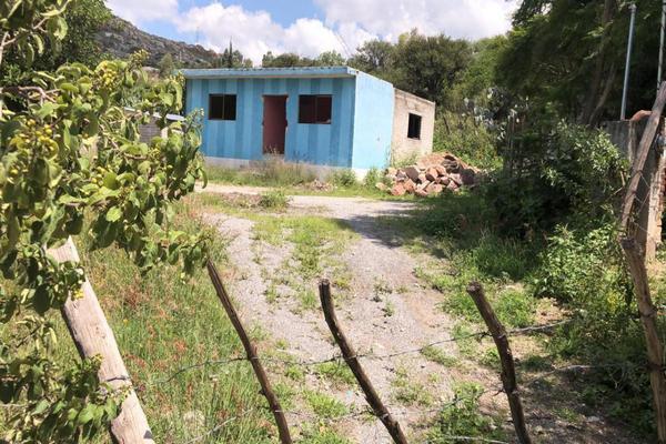 Foto de terreno habitacional en venta en  , tolimán, tolimán, querétaro, 14021151 No. 01