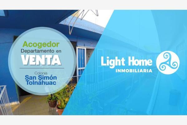 Foto de departamento en venta en tolnáhuac 16, san simón tolnahuac, cuauhtémoc, distrito federal, 2664077 No. 01
