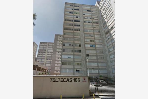 Foto de departamento en venta en toltecas 166, carola, álvaro obregón, df / cdmx, 5431004 No. 01