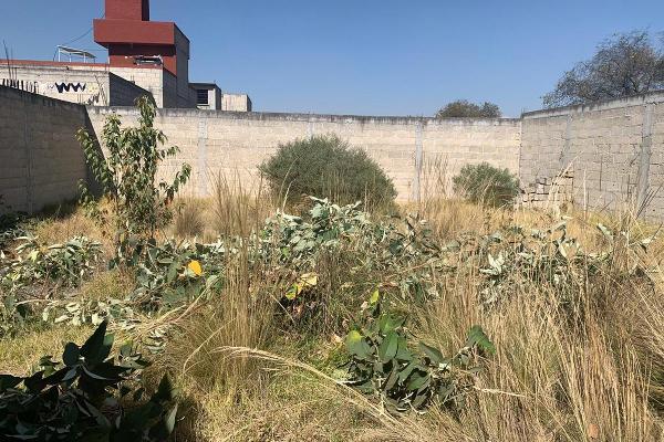 Foto de terreno habitacional en venta en  , toluca, toluca, méxico, 11743129 No. 04