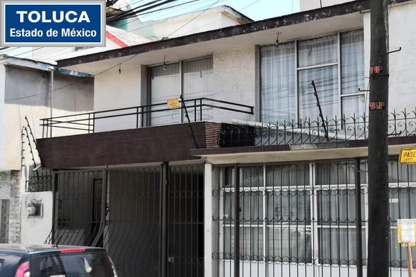 Foto de casa en venta en  , toluca, toluca, méxico, 15216016 No. 01