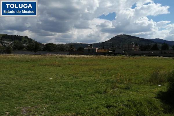 Foto de terreno habitacional en venta en  , toluca, toluca, méxico, 16691452 No. 01