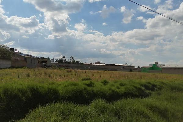 Foto de terreno habitacional en venta en  , toluca, toluca, méxico, 16691452 No. 04