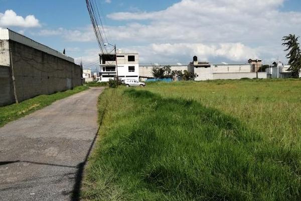 Foto de terreno habitacional en venta en  , toluca, toluca, méxico, 16691452 No. 05