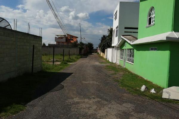 Foto de terreno habitacional en venta en  , toluca, toluca, méxico, 16691452 No. 07