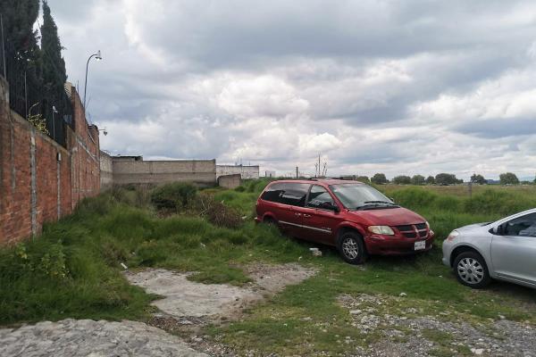 Foto de terreno habitacional en venta en  , toluca, toluca, méxico, 16814918 No. 01