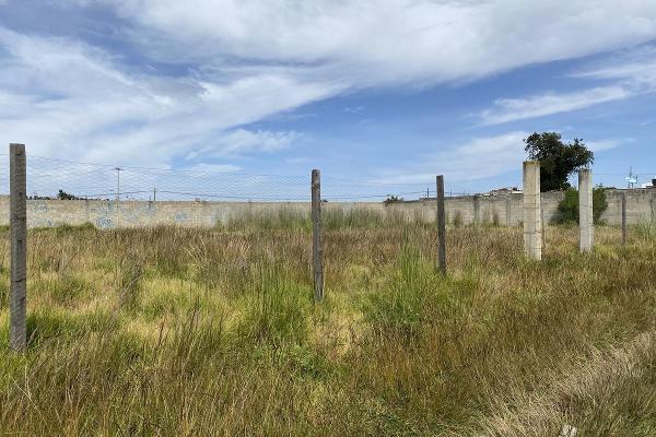 Foto de terreno habitacional en venta en  , toluca, toluca, méxico, 17300918 No. 02