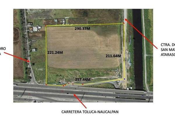 Foto de terreno habitacional en venta en  , toluca, toluca, méxico, 7913191 No. 08