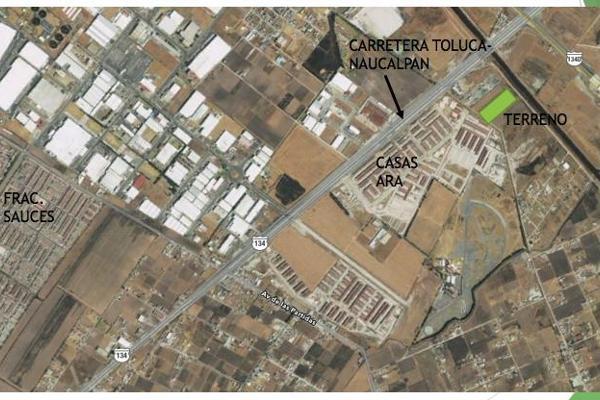Foto de terreno habitacional en venta en  , toluca, toluca, méxico, 7913311 No. 01