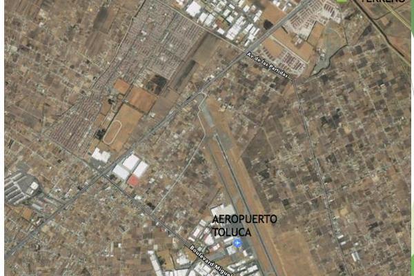 Foto de terreno habitacional en venta en  , toluca, toluca, méxico, 7913311 No. 05