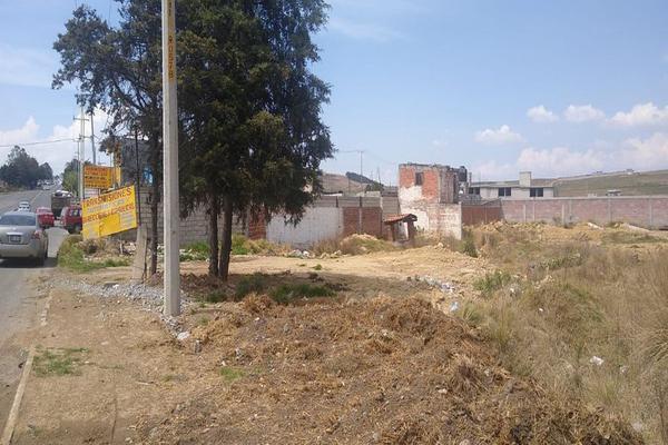 Foto de terreno habitacional en venta en toluca-morelia, 51355 san francisco tlalcilalcalpan, méx. , san luis mextepec, zinacantepec, méxico, 0 No. 03
