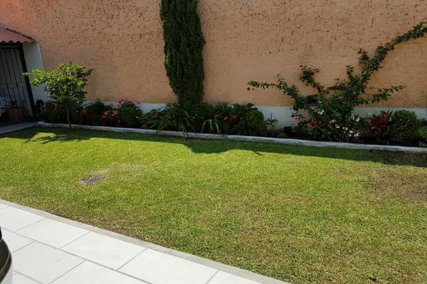 Foto de casa en venta en tomas balcazar 1505, paseos del sol, zapopan, jalisco, 10140610 No. 24