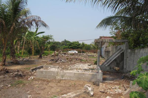 Foto de terreno habitacional en venta en tomas garrido canabal 1, macultepec, centro, tabasco, 7211866 No. 02