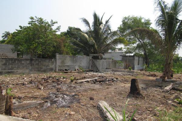Foto de terreno habitacional en venta en tomas garrido canabal 1, macultepec, centro, tabasco, 7211866 No. 03