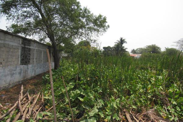 Foto de terreno habitacional en venta en tomas garrido canabal 1, macultepec, centro, tabasco, 7211866 No. 04