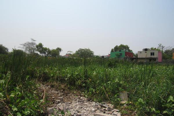 Foto de terreno habitacional en venta en tomas garrido canabal 1, macultepec, centro, tabasco, 7211866 No. 05