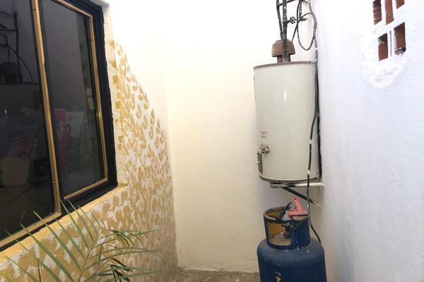 Foto de casa en venta en tordesillas , san juan xalpa, iztapalapa, df / cdmx, 20135983 No. 21
