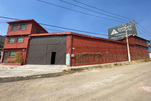 Foto de bodega en venta en torre electrica , santa maría guadalupe las torres 1a sección, cuautitlán izcalli, méxico, 18990463 No. 01