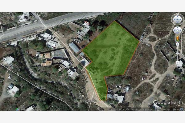 Foto de terreno habitacional en venta en torrecillas y ramones , torrecillas y ramones, saltillo, coahuila de zaragoza, 8337259 No. 06