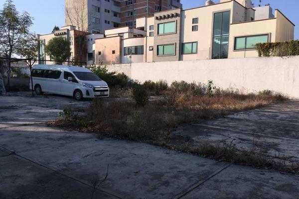 Foto de terreno habitacional en renta en torrente , las aguilas 1a sección, álvaro obregón, df / cdmx, 17863510 No. 17