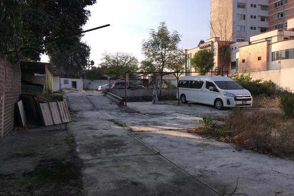 Foto de terreno habitacional en renta en torrente , las aguilas 1a sección, álvaro obregón, df / cdmx, 17863510 No. 20