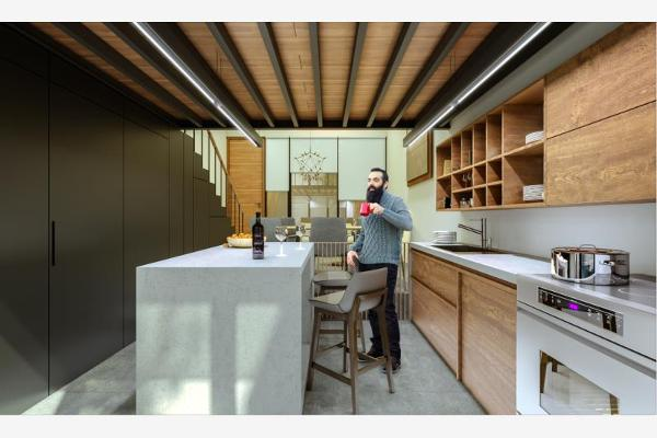 Foto de departamento en venta en torreón 25, roma sur, cuauhtémoc, df / cdmx, 5421596 No. 06