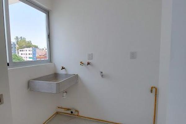 Foto de departamento en venta en torreón , narvarte oriente, benito juárez, df / cdmx, 14029703 No. 11