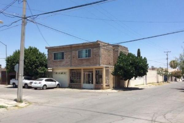 Foto de casa en venta en  , torreón residencial, torreón, coahuila de zaragoza, 5869683 No. 01