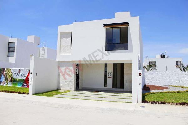 Foto de casa en venta en toscano residencial , nueva orquídea, san luis potosí, san luis potosí, 13326586 No. 01