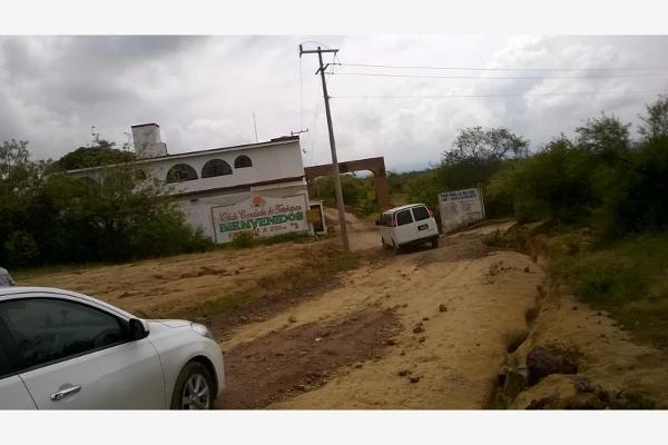 Foto de terreno habitacional en venta en  , colinas del paraíso sección 2, totolapan, morelos, 2675220 No. 05