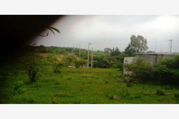 Foto de terreno habitacional en venta en  , totolapan, totolapan, morelos, 6423842 No. 25