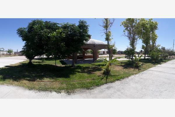 Foto de terreno comercial en venta en  , transporte, gómez palacio, durango, 7193475 No. 06
