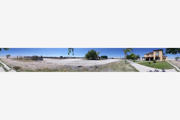 Foto de terreno comercial en venta en  , transporte, gómez palacio, durango, 7193475 No. 10
