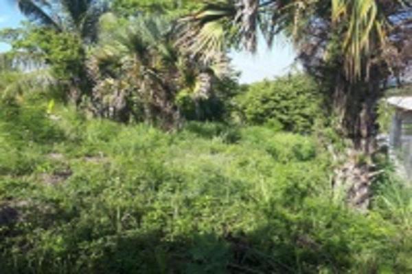Foto de terreno habitacional en venta en trébol , infonavit las granjas de alto lucero, tuxpan, veracruz de ignacio de la llave, 5969501 No. 01
