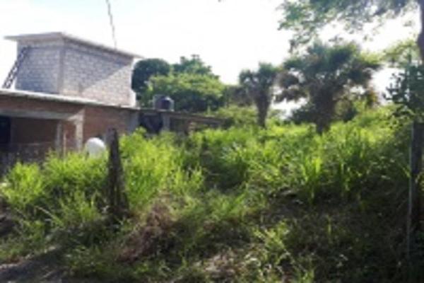 Foto de terreno habitacional en venta en trébol , infonavit las granjas de alto lucero, tuxpan, veracruz de ignacio de la llave, 5969501 No. 02