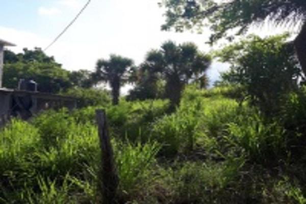 Foto de terreno habitacional en venta en trébol , infonavit las granjas de alto lucero, tuxpan, veracruz de ignacio de la llave, 5969501 No. 07