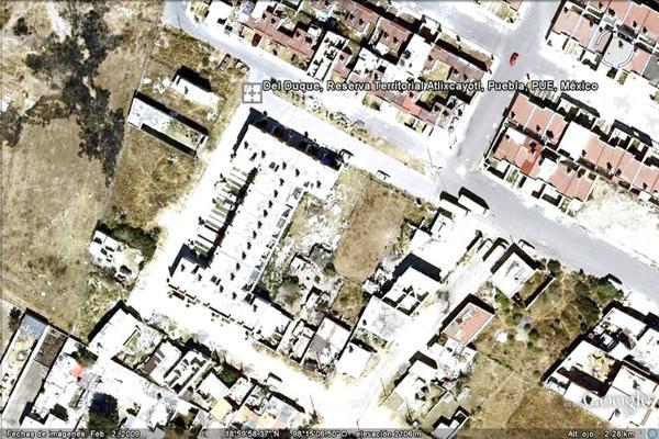 Foto de terreno habitacional en venta en , tres cerritos, puebla, puebla , tres cerritos, puebla, puebla, 8870633 No. 04