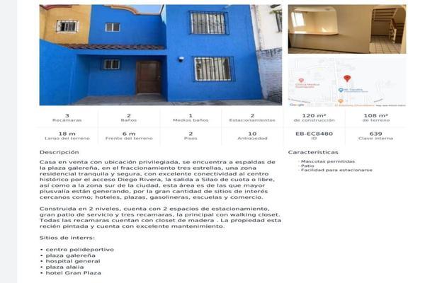 Foto de casa en venta en  , tres estrellas, guanajuato, guanajuato, 16127936 No. 01