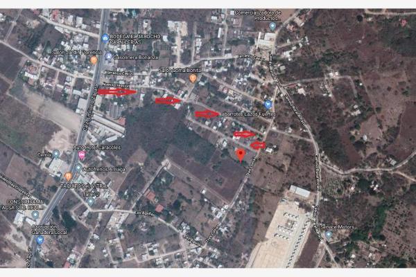 Foto de terreno habitacional en venta en tres lomas 1110, loma bonita, tuxtla gutiérrez, chiapas, 5808984 No. 02
