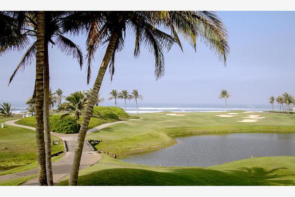 Foto de terreno habitacional en venta en tres vidas club de golf dirección:carretara a barra vieja kilometro 7 s/n tres vidas, plan de los amates, acapulco de juárez, guerrero, 5673750 No. 15