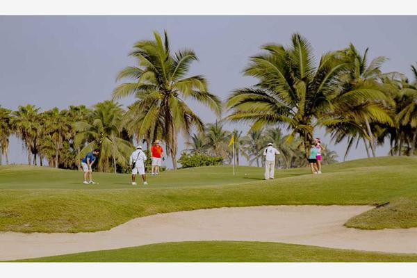 Foto de terreno habitacional en venta en tres vidas club de golf dirección:carretara a barra vieja kilometro 7 s/n tres vidas, plan de los amates, acapulco de juárez, guerrero, 5673750 No. 17