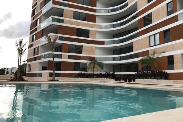 Foto de departamento en venta en trevi , residencial cumbres, benito juárez, quintana roo, 9133935 No. 01