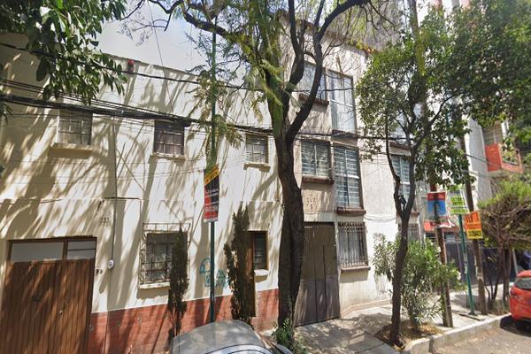 Foto de casa en venta en tripoli , portales sur, benito juárez, df / cdmx, 15217444 No. 01