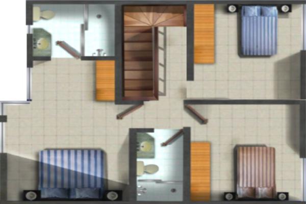 Foto de casa en venta en troje de valparaiso 76, hacienda las trojes, corregidora, querétaro, 8396013 No. 04
